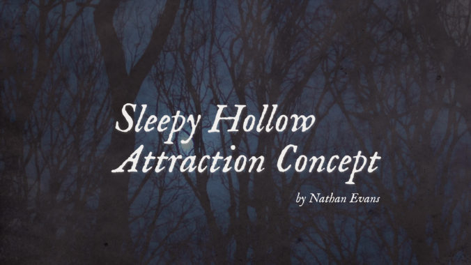 Sleepy Hollow Attraction Concept
